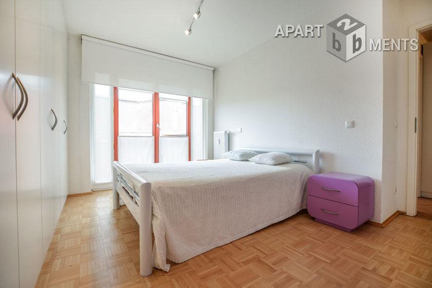 Möblierte Wohnung in Köln-Dellbrück