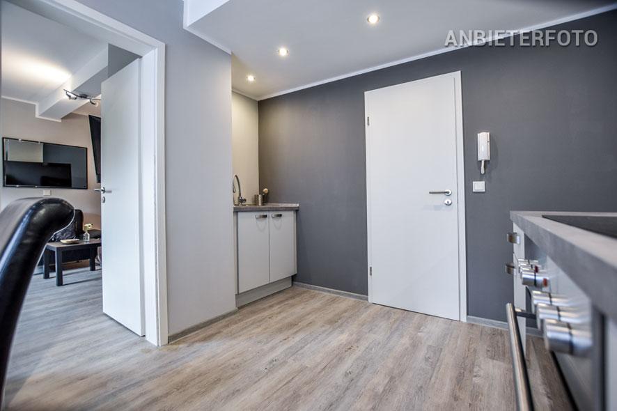 Möblierte Wohnung im