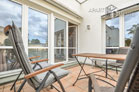 Modern möblierte Wohnung mit 2 Bädern und Balkon in Köln-Lindenthal