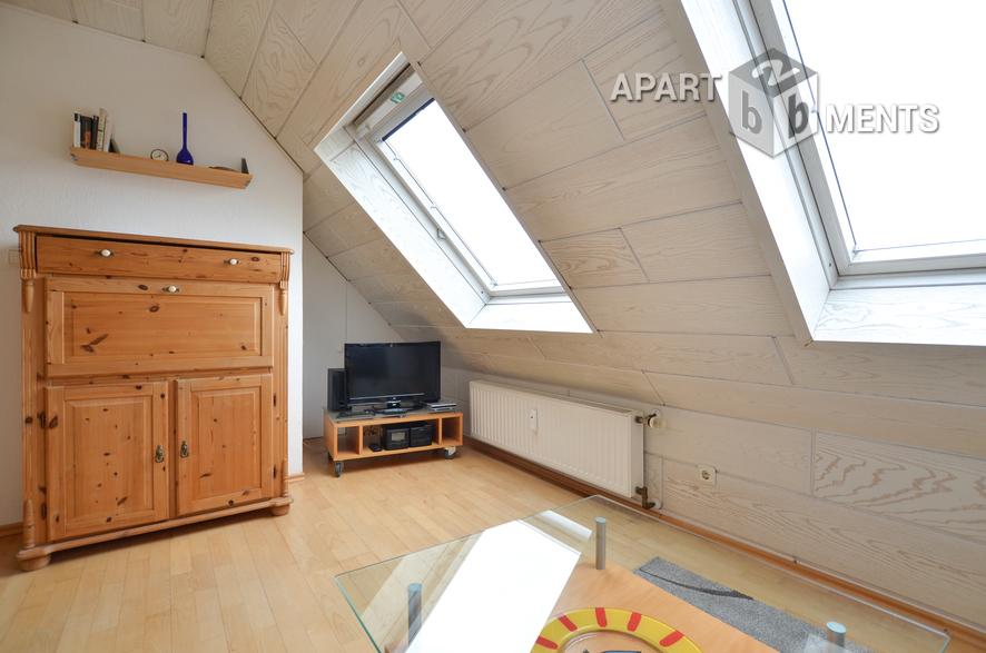 Modern möbliertes Apartment in Düsseldorf-Unterrath
