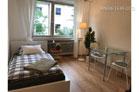 Modern möbliertes und zentral gelegenes Apartment in Düsseldorf-Oberbilk
