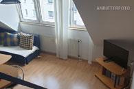 Modern möbliertes und zentral gelegenes Maisonnette Apartment in Düsseldorf-Pempelfort
