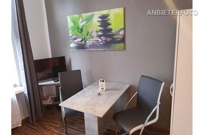 Modern möbliertes Apartment in Düsseldorf-Flingern Nord