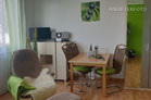Modernly furnished and centrally located apartment in Dusseldorf-Pempelfort