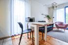 Modern möbliertes Apartment mit separatem Eingang in Düsseldorf-Gerresheim