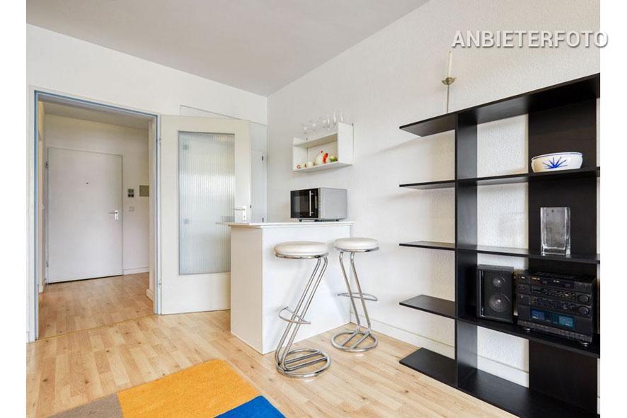 Schöne möblierte 1-Zimmer-Wohnung  in Düsseldorf-Düsseltal