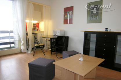 Modernly furnished single apartment in Düsseldorf-Derendorf