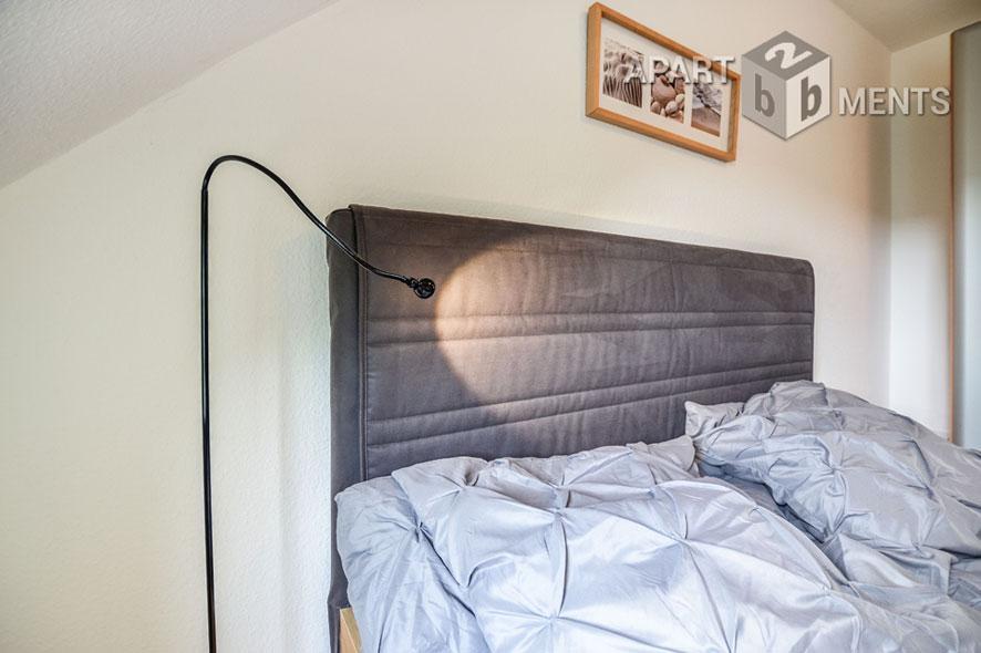 Modernly furnished apartment in Düsseldorf-Wersten