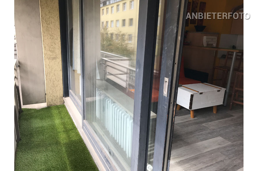 Modern möbliertes und zentral gelegenes Apartment in Düsseldorf-Unterbilk
