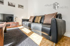 Modern möblierte und helle Wohnung in Düsseldorf-Stadtmitte