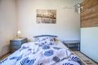 Sehr gepflegt möbliertes und ruhiges Apartment nah Südpark in Düsseldorf-Wersten