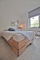 Modern möbliertes Apartment in Uni-Nähe in Düsseldorf-Wersten