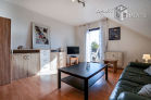 Modernly furnished and quietly situated apartment in Neuss