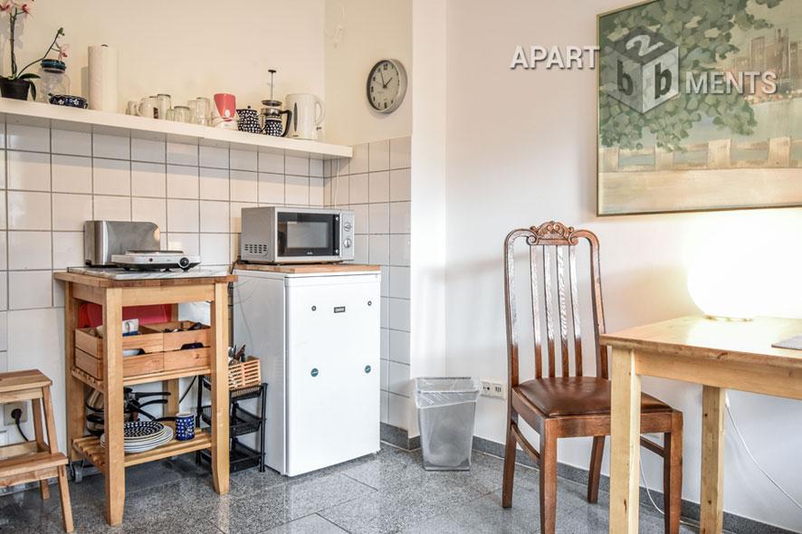 Möbliertes und zentral gelegene Apartment in Düsseldorf-Friedrichstadt