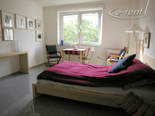 Furnished apartment in central location in Düsseldorf-Friedrichstadt