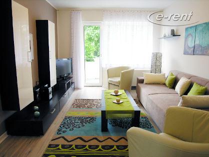 Hochwertige und modern möblierte Wohnung in Düsseldorf-Unterrath