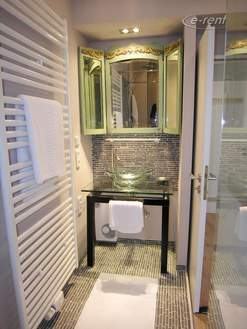 First-class furnished designer flat in Dusseldorf-Oberkassel