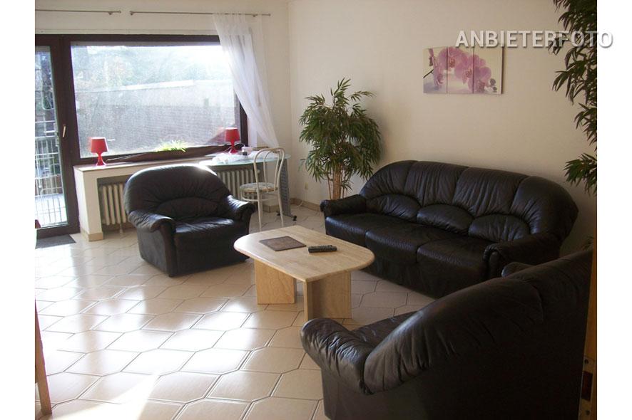 Modern möblierte und ruhige Wohnung in Neuss-Weckhoven