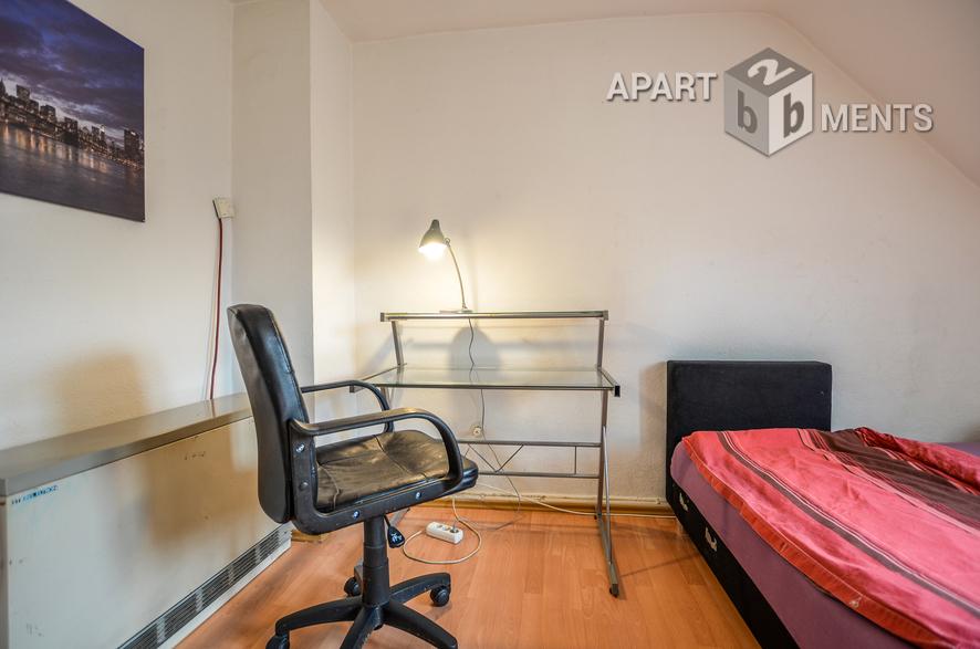 Modern möblierte und zentral gelegene Wohnung in Düsseldorf-Pempelfort