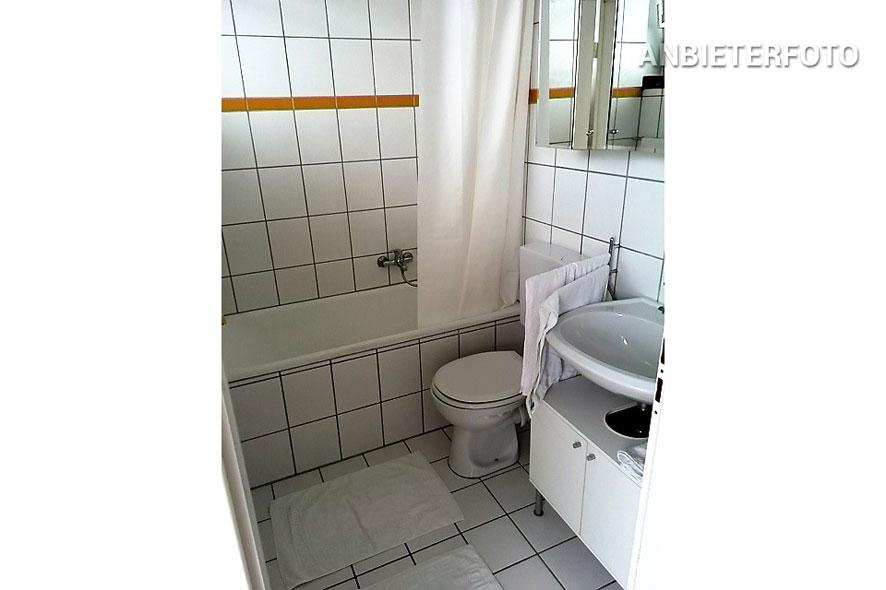 Modern möblierte und zentral gelegene Wohnung in Düsseldorf-Stockum