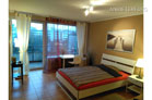 Modernly furnished and centrally located apartment in Düsseldorf-Stadtmitte