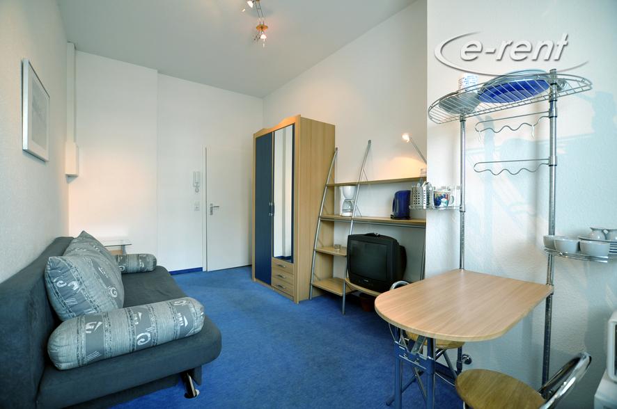 Modern möbliertes und zentral gelegenes Apartment in Düsseldorf-Friedrichstadt