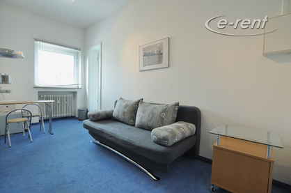 Modernly furnished and centrally located apartment in Düsseldorf-Friedrichstadt