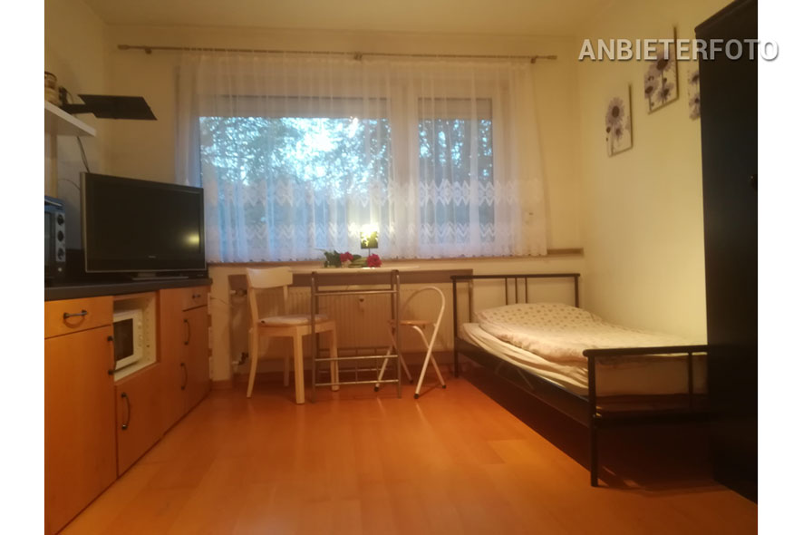 Funktionell möbliertes Apartment in Neuss-Reuschenberg