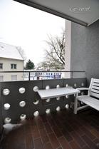 Modern und zeitlos möblierte Wohnung in Düsseldorf-Rath