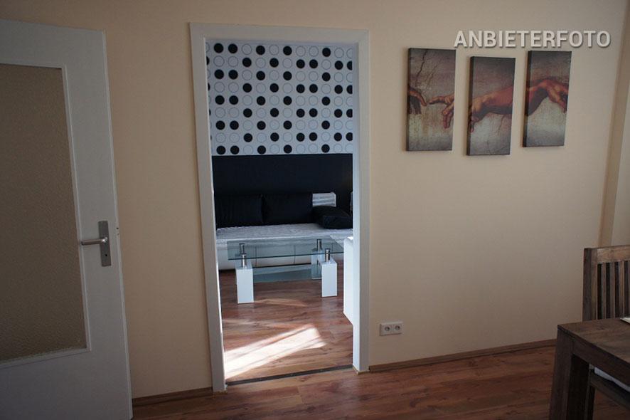 Modern möblierte und zentral gelegene Wohnung in Düsseldorf-Derendorf
