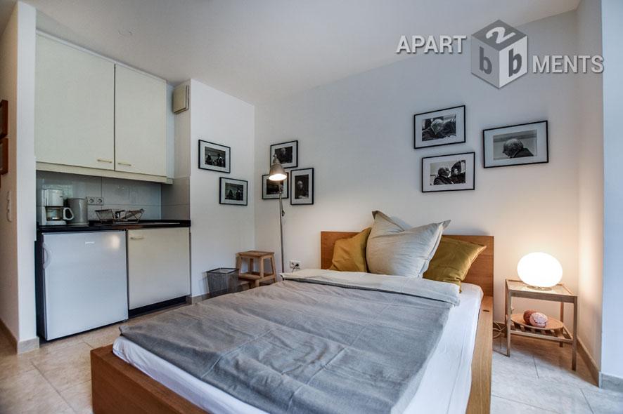 Möbliertes Apartment in Uni-Nähe in Düsseldorf-Wersten