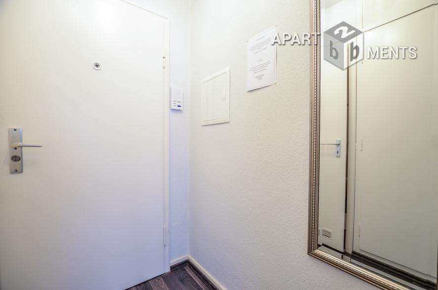 Modern möbliertes und gut ausgestattetes Apartment in Düsseldorf-Pempelfort