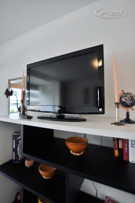 Exklusiv möbliertes Appartement in zentrumsnaher Wohnlage in Düsseldorf-Derendorf