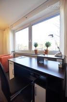 Modern möbliertes Apartment in Düsseldorf-Derendorf mit guter Anbindung ins Zentrum