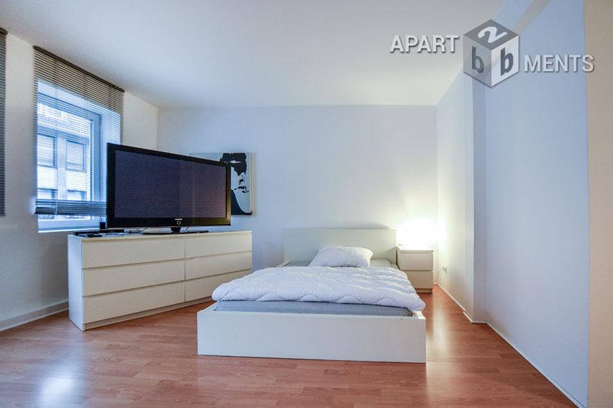 1 Zimmer-Apartment in sehr attraktiver, zentraler Wohnlage