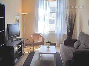 Modern möblierte Wohnung in Düsseldorf-Unterbilk
