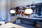 Hochwertig möblierte und weitläufige Altbauwohnung in Düsseldorf-Unterbilk
