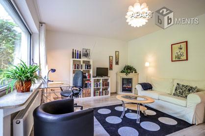 Modern möblierte Wohnung mit eigener Terrasse in Leverkusen-Pattscheid