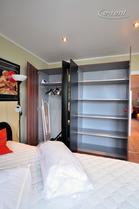Modern möblierte und zentral gelegene Wohnung in Düsseldorf-Friedrichstadt