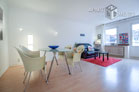 Modernly furnished apartment in good residential area at the Zoopark in Düsseldorf-Düsseltal