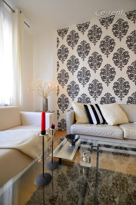moderne 2 Zimmer-Wohnung in guter, sehr zentrumsnaher Wohnlage