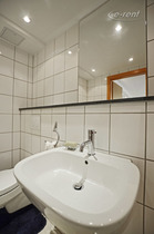 Modern möblierte und ruhig gelegene Wohnung mit separatem Eingang in Ratingen