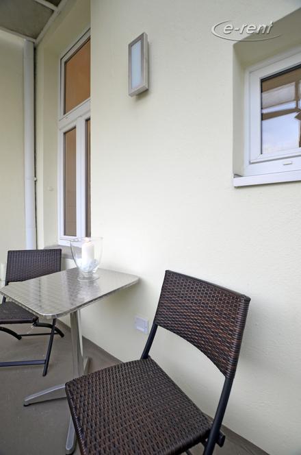 Modern möblierte Wohnung in Düsseldorf-Düsseltal-Zoo