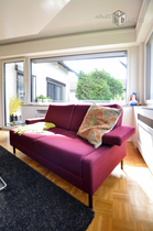Modernly furnished and quiet flat in Leverkusen