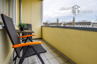 Modernly furnished and centrally located apartment with balcony in Düsseldorf-Oberbilk