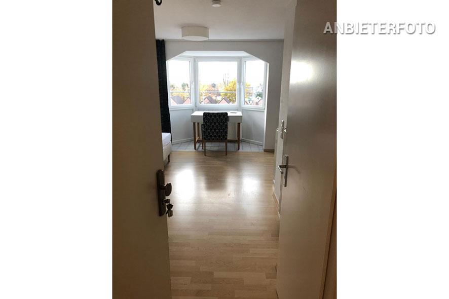 Modern möbliert und uninahes Apartment in Düsseldorf-Wersten