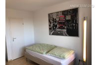 Modernly furnished and near university situated apartment in Düsseldorf-Wersten