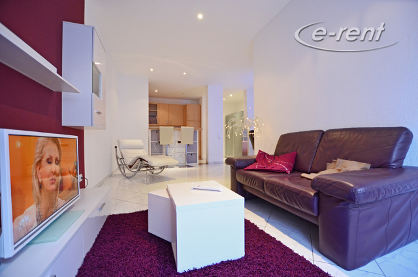 Modern 2 rooms apartment in a good central residential area in Leverkusen