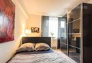 Modern möbliertes Apartment in Düsseldorf-Derendorf