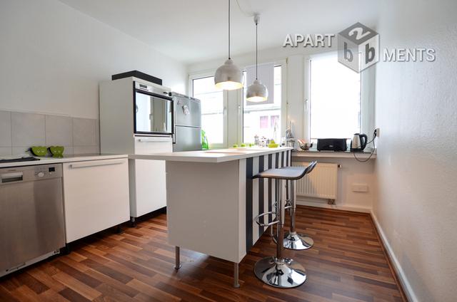 Modernly furnished apartment in Düsseldorf-Düsseltal near Zoopark